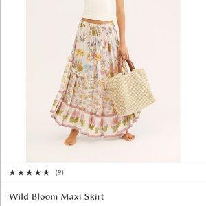 Spell wild bloom maxi